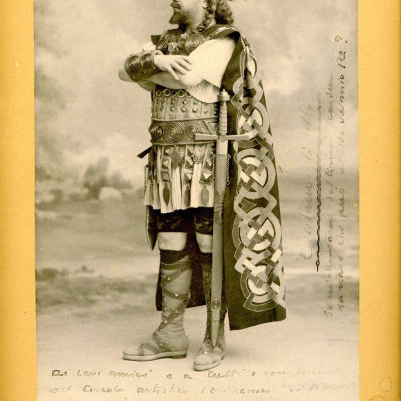Francisco Viñas, Tenore spagnolo – 1913