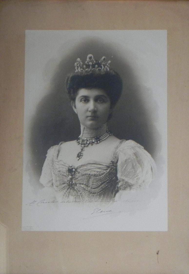 Regina Elena, Consorte di Re Vittorio Emanuele III