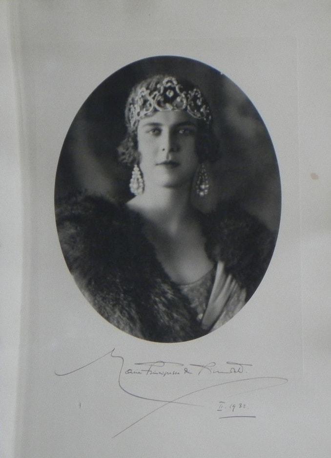 Regina Maria Josè, Consorte di Re Umberto II