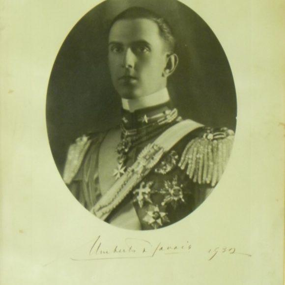 Re Umberto II di Savoia, ultimo Re d'Italia
