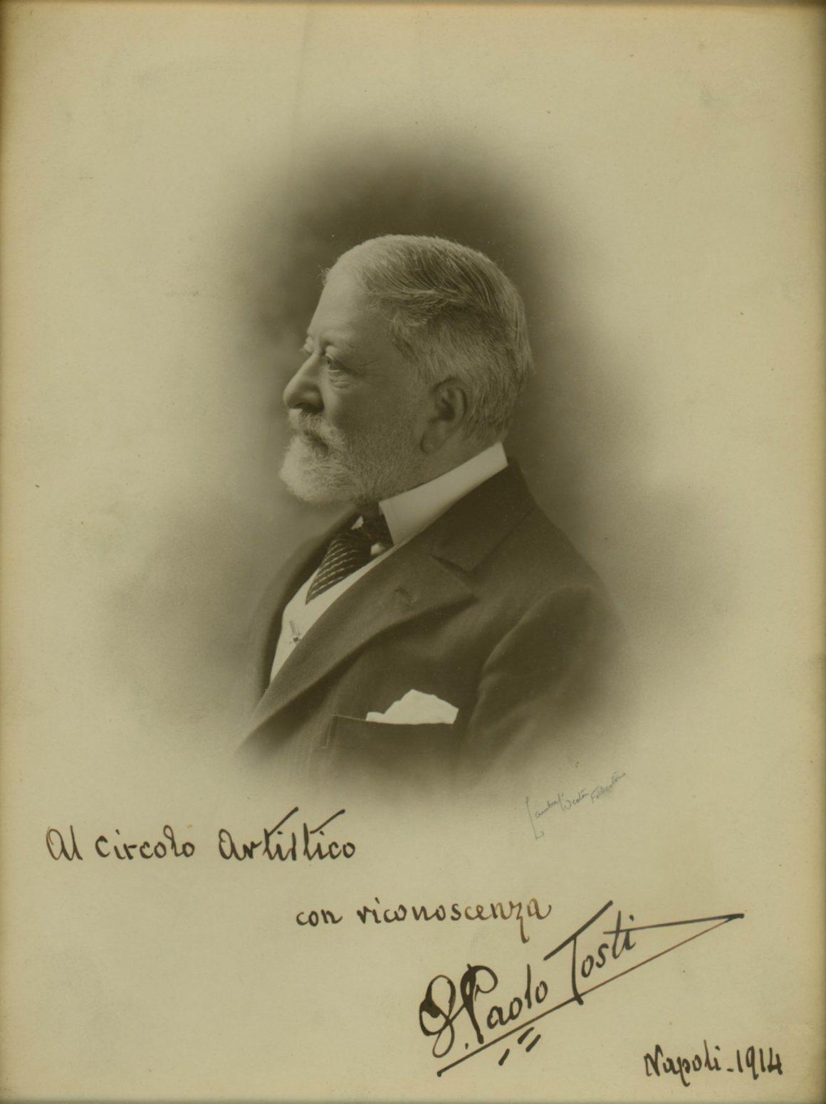 Francesco Paolo Tosti, Compositore napoletano