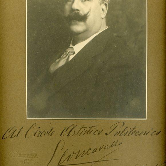 Ruggero Leoncavallo, Compositore italiano
