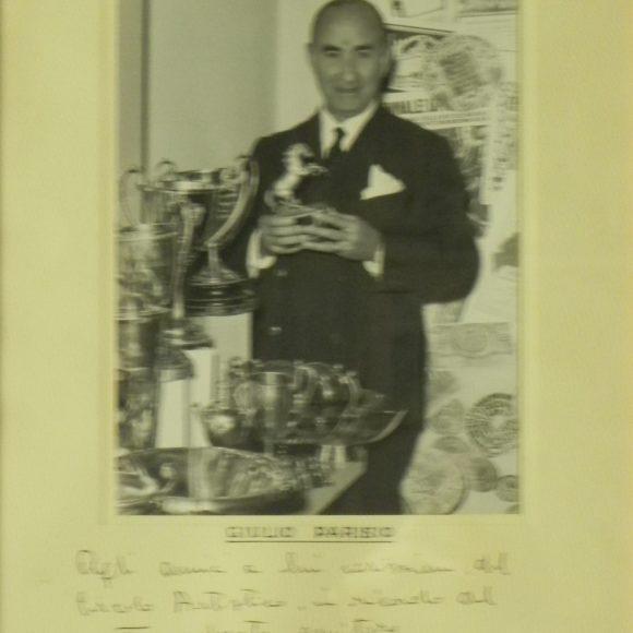 Giulio Parisio, Fotografo – 1967