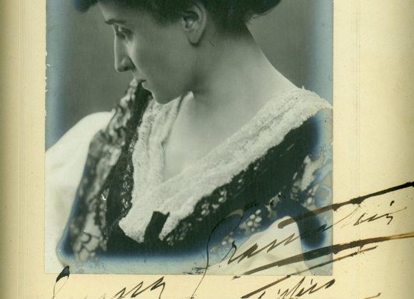 Emma Gramatica, attrice italiana