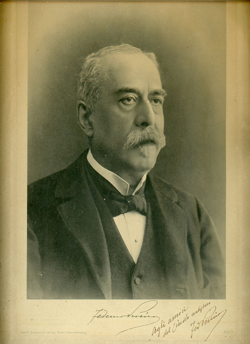 Federico Persico, giurista e poeta italiano