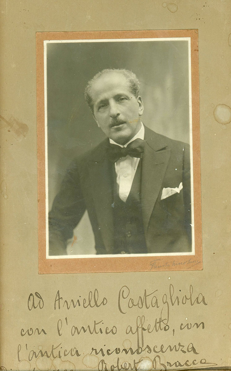 Roberto Bracco, drammaturgo