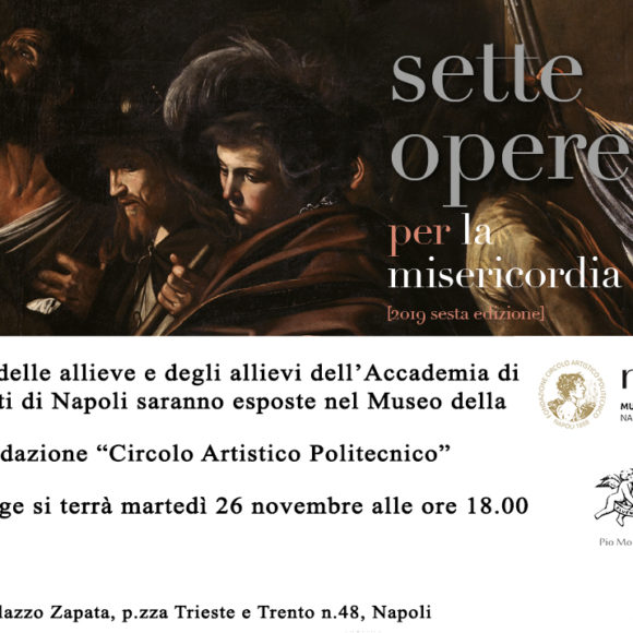 Torna l'appuntamento con i ragazzi dell'Accademi di Belle Arti di Napoli