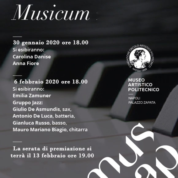 Certamen Musicum_Serata di premiazione